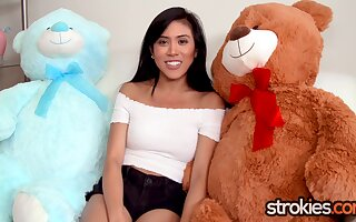Strokies - Ember Snow - Ember Snow Is Too Excited For T