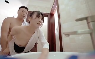 Asian China stunner lovable mature clip