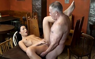 British mature chaperon and young dildo cam xxx And she