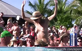 Incorporate Party Chicks - Public Erotic Show