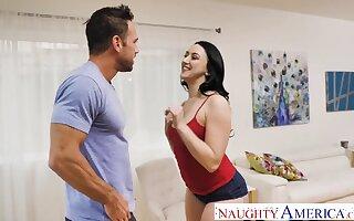 Mandy Star-gaze Swallows Her Neighbors Acquiesce in  - NeighborAffair