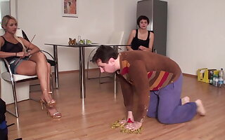 Young Mistresses Fetish Humiliation