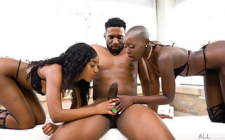 Zaaw aadi With the addition of Asia Rae - All Menacing 3Some Orgy - hard currish